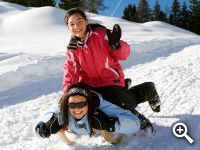 Fun for Mum, Dad and the kids - at Lake Weissensee