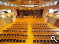 Event and Conference Hall at Weissensee Haus